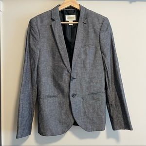 Lightweight blazer from H&M Conscious Collection.